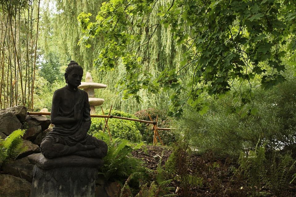 Cómo hacer un jardín zen